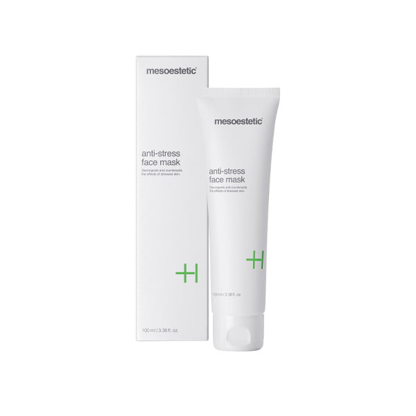 Anti stress face mask mesoestetic