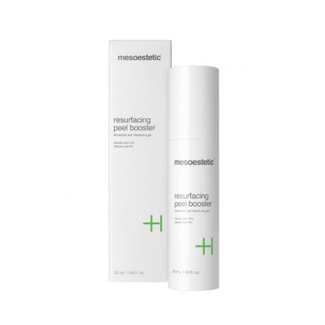 resurfacing peel booster mesoestetic