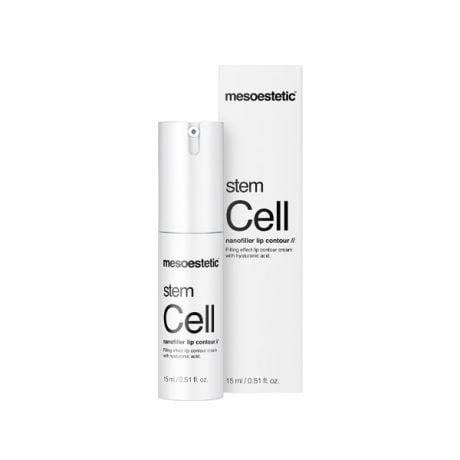 stem cell nano filler lip mesoestetic