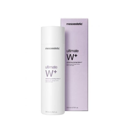 Ultimate W toning lotion mesoestetic comprar