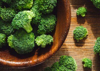 Brócoli: Superalimento para bajar de peso