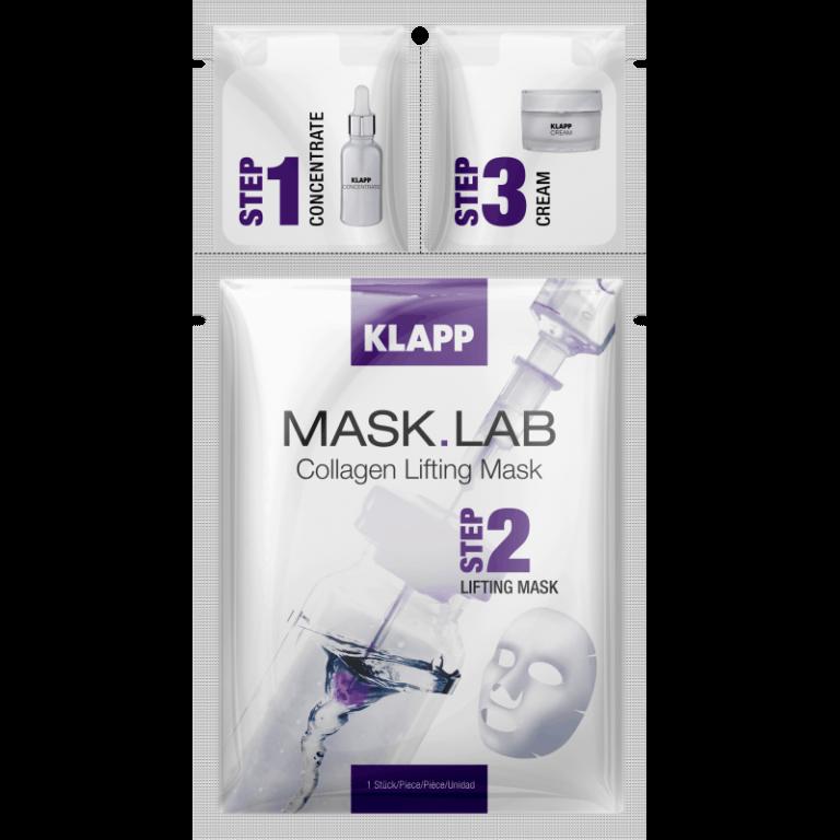 klapp collagen lifting mask tratamiento facial casa estetica alicante lifting