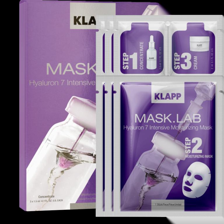 hyaluron-7-intensive-moisturizing-mask klapp tratamiento para casa estetica alicante playa de san juan