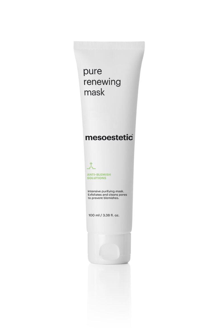 mesoestetic venta online pure renewing mascarilla peeling acne piel grasa